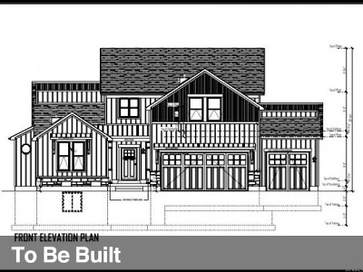 Herriman Single Family Home For Sale: 7548 W Sagegrass