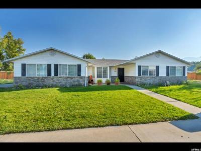 Orem, Provo Single Family Home For Sale: 732 Lakeshore Dr