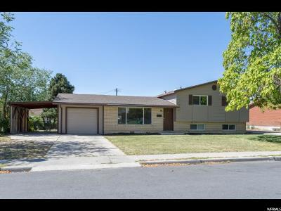 Orem Single Family Home For Sale: 433 N 500 E