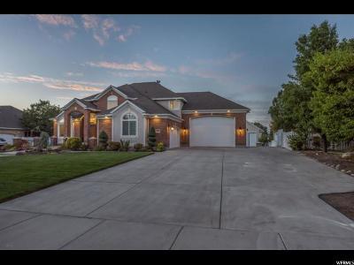 Draper Single Family Home For Sale: 1459 E Nashi