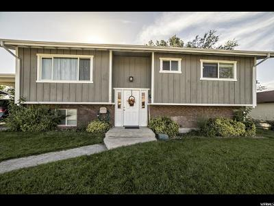 Orem Single Family Home For Sale: 105 N 930 W