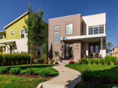 South Jordan Single Family Home For Sale: 10246 S Petaluma Way