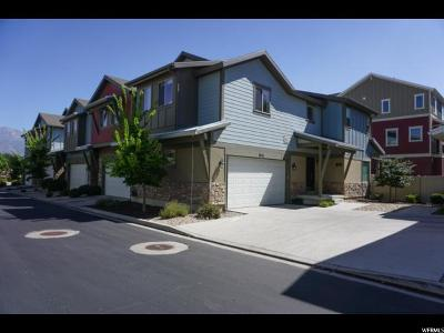 Midvale Townhouse For Sale: 841 W Cannara Way