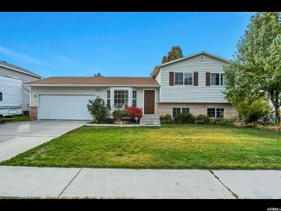 Lehi Single Family Home For Sale: 1849 W 525 S