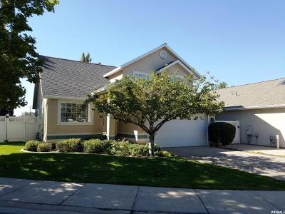 Midvale Single Family Home For Sale: 604 E Villager Ln