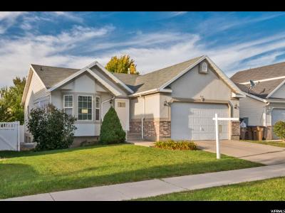 Draper Single Family Home For Sale: 264 W Bubbling Brook S