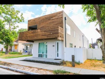 Salt Lake City Multi Family Home For Sale: 951 S Washington St