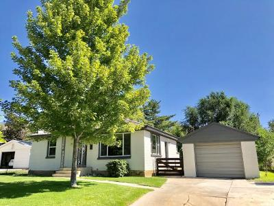 Brigham City Single Family Home For Sale: 543 S 300 W