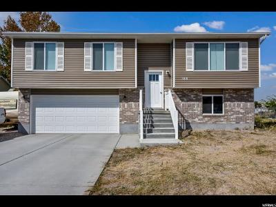Tremonton Single Family Home For Sale: 188 S 850 W
