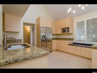 Salt Lake City Condo For Sale: 1168 Foothill Dr S #632