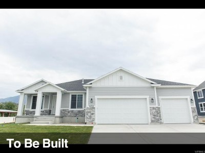 Saratoga Springs Single Family Home For Sale: 3787 S Indian Rock Dr #203