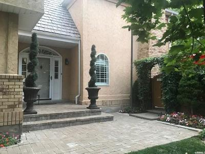 Salt Lake City Single Family Home For Sale: 4506 Countrylane Rd