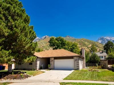Cottonwood Heights UT Single Family Home For Sale: $639,999