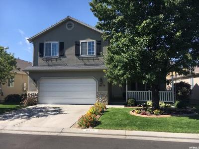 South Jordan Single Family Home For Sale: 10776 S Pine Grove Way