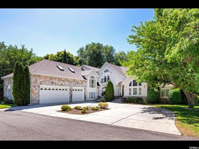 Cottonwood Heights UT Single Family Home For Sale: $995,900
