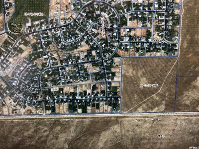 Tooele County Residential Lots & Land For Sale: 400 E Box Elder Dr S