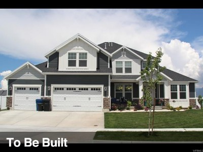 Saratoga Springs Single Family Home For Sale: 142 E Beacon Dr #215