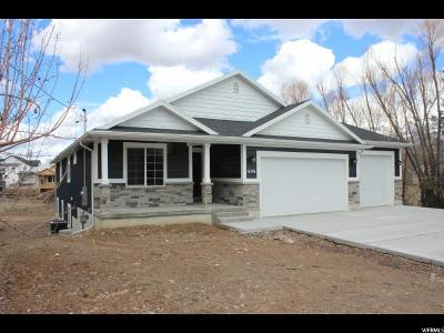 South Weber Single Family Home For Sale: 606 E South Weber Dr