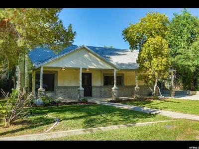 Draper Single Family Home For Sale: 1759 E Pioneer Rd S