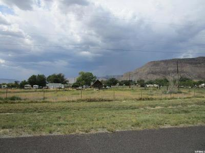 Emery UT Residential Lots & Land For Sale: $30,000