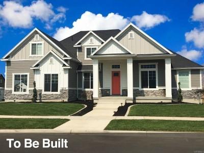 Saratoga Springs Single Family Home For Sale: 158 E Beacon Dr #216