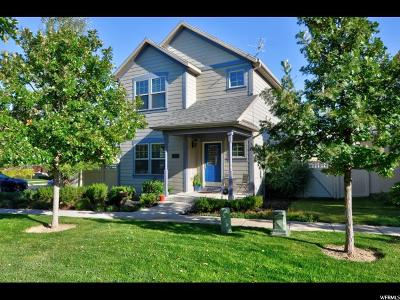 South Jordan Single Family Home For Sale: 10899 S Tahoe Way W