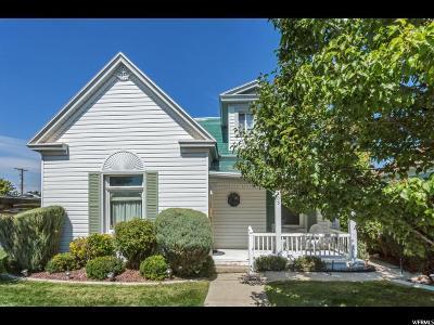 Murray Single Family Home For Sale: 205 E 4800 S