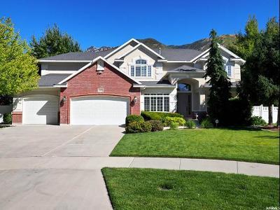 Draper Single Family Home For Sale: 12199 S La Quinta Pl