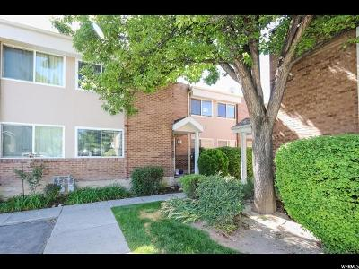 Murray Condo For Sale: 836 E 3975 S #C