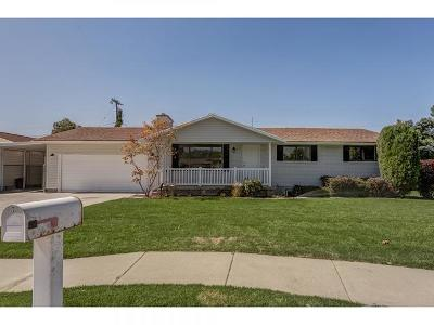 Midvale Single Family Home For Sale: 6906 S Rena Cir