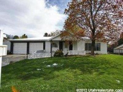 Salt Lake City Single Family Home For Sale: 2994 E 7375 S