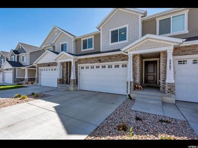 Riverton Townhouse For Sale: 4903 W Eiffel Way
