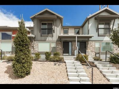 Midvale Townhouse For Sale: 7566 S San Savino Way