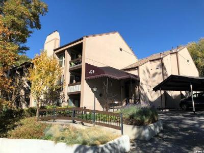 Salt Lake City Condo For Sale: 424 N Center St E #107