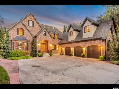 Highland Single Family Home For Sale: 10318 Oak Creek Ln