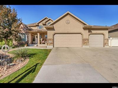 Lehi Single Family Home For Sale: 397 N 1410 E
