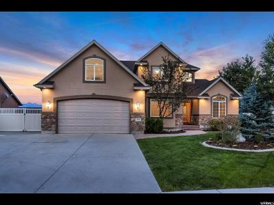 Herriman Single Family Home For Sale: 13931 S Newburgh Dr