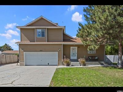 West Jordan Single Family Home For Sale: 8848 S 3850 W