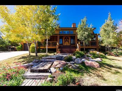South Jordan Single Family Home For Sale: 9624 S Dunisnane Dr W