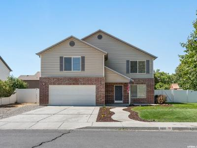 Lehi Single Family Home For Sale: 866 S 1660 W