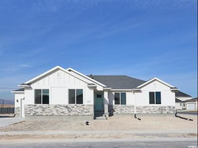 Eagle Mountain Single Family Home For Sale: 853 E Primrose #3