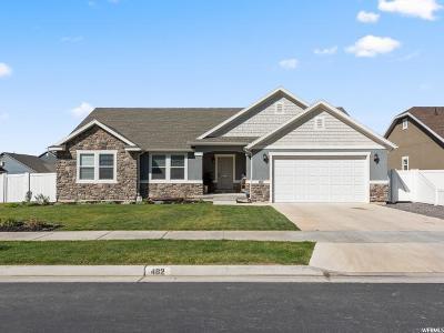 Spanish Fork Single Family Home For Sale: 482 S 2500 E #120