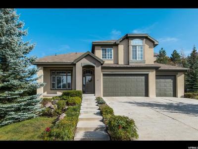 Draper Single Family Home For Sale: 15073 S Round Tree Ln E