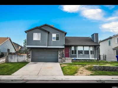 Salt Lake City Single Family Home For Sale: 3415 W 5735 S