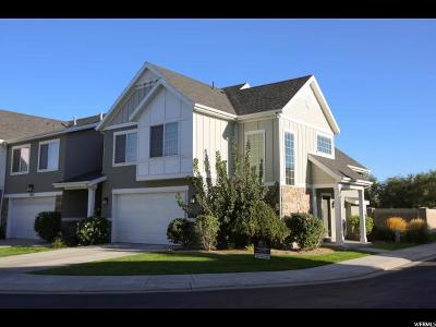 Riverton Townhouse For Sale: 1767 W Lunford Ln S