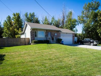 Millville Single Family Home For Sale: 140 W 200 S