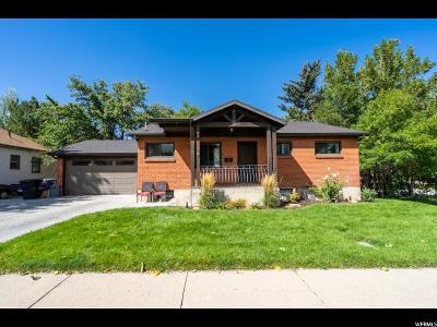 Spanish Fork Single Family Home For Sale: 84 S 300 E