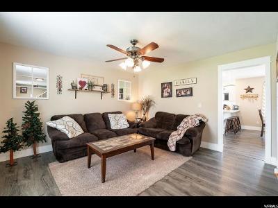 North Logan Single Family Home For Sale: 2951 N 1200 E