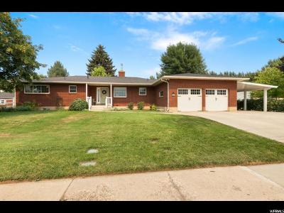 Mapleton Single Family Home For Sale: 375 E Maple St