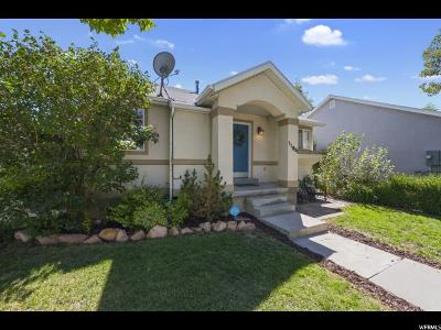 Draper Single Family Home For Sale: 11821 S Inauguration Rd W